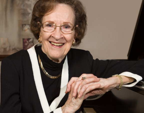Mrs. Nielson: My treasures are those lives I have mentored…